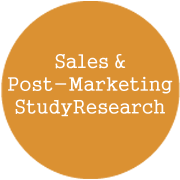 image sales & post-marketing study research